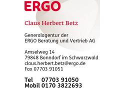 Ergo-Versicherungen