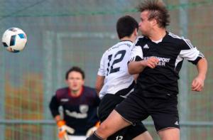 14. Spieltag SV Gündelwangen Zweikampf