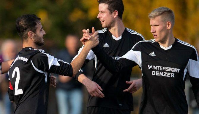 14. Spieltag SV Gündelwangen
